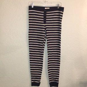 Dreamweave Striped Leggings Thermal PJ Pants